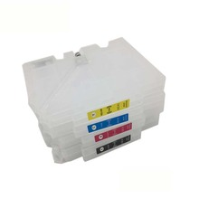 vilaxh GC41 Refillable Ink Cartridge For Ricoh GC 41 SAWGRASS SG400 SG800 SG400NA SG400EU Aficio SG2010 SG2100 printer with Chip vilaxh sg400 sublimation ink cartridge for ricoh gc41 sawgrass sg400 sg800 sg400na sg400eu aficio sg2010 sg2100 printer