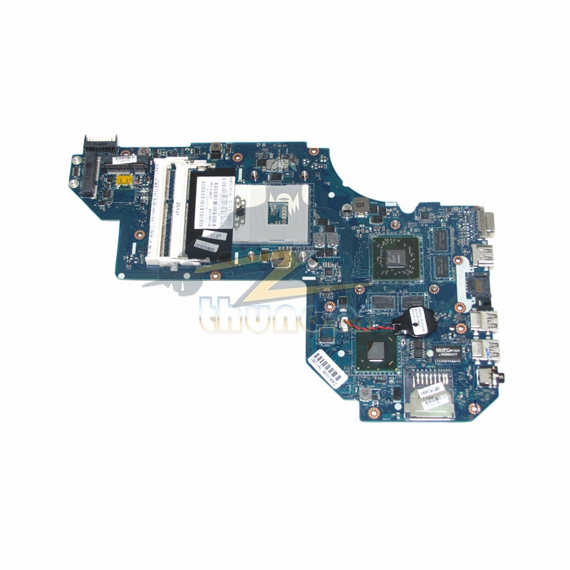 NOKOTION For hp envy M6 M6-1000 Laptop Motherboard 698397-601 LA-8711P HM77 DDR3 HD7670M Video Card 2gb