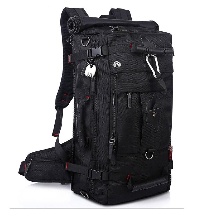 Laptop Travel bag Large Capacity 40L Men Multifunction Luggage