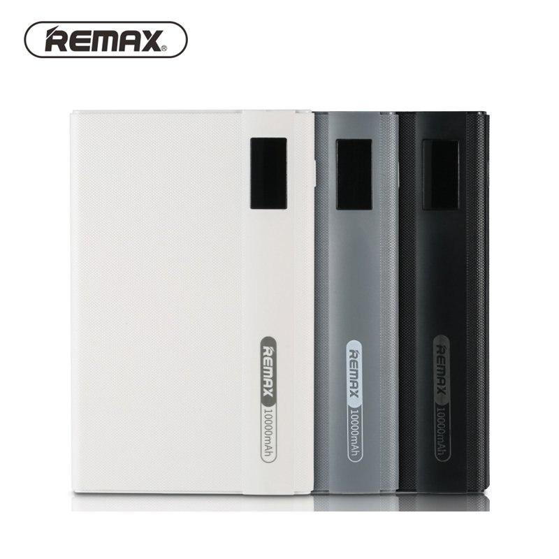Remax rpp-53 linon pro 10000 mah abs banco de la energía de batería externa banc