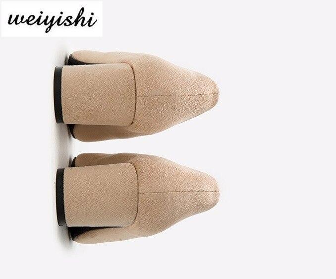 Weiyishi Donne Modo 018 Di Marca Nuovo Della Shoes Pattini Signora 2018 gqSwB8S