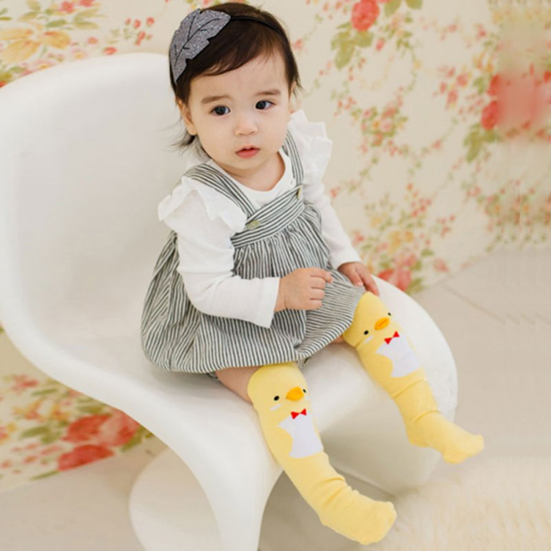 Spring-0-4Y-Baby-Girl-Toddler-Cotton-Socks-Leg-Warmers-Knee-High-Pad-Legs-Boots-LH7s-2