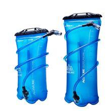 1.5L-3L Outdoor Sport TPU Water Bag Portable Men Women Camping Hydration Bladder Riding Running Camping Folding Water Bottle j2