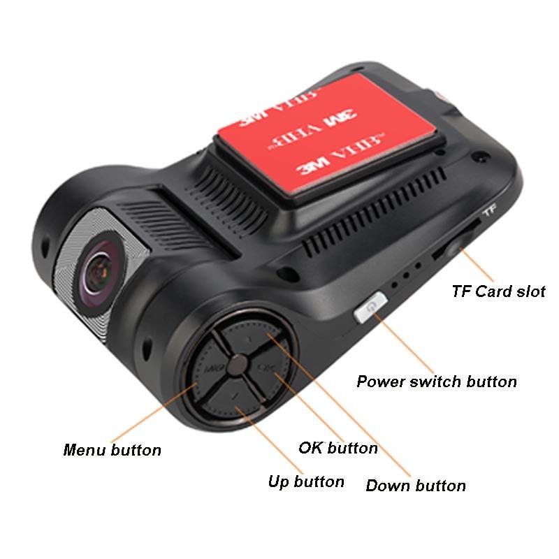 E-ACE Hidden Mini Wifi Car Dvr Auto Camera Cyfrowy rejestrator wideo - Elektronika Samochodowa - Zdjęcie 4