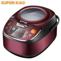 Household Intelligent Rice Cookers 4L Cooking Pot 2 4 People
