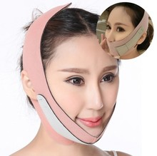 цена на Hot New Powerful Facial Slimming mask face-lift bandage Skin Care tools device belt Shape And Lift Reduce Double Chin Face Mask