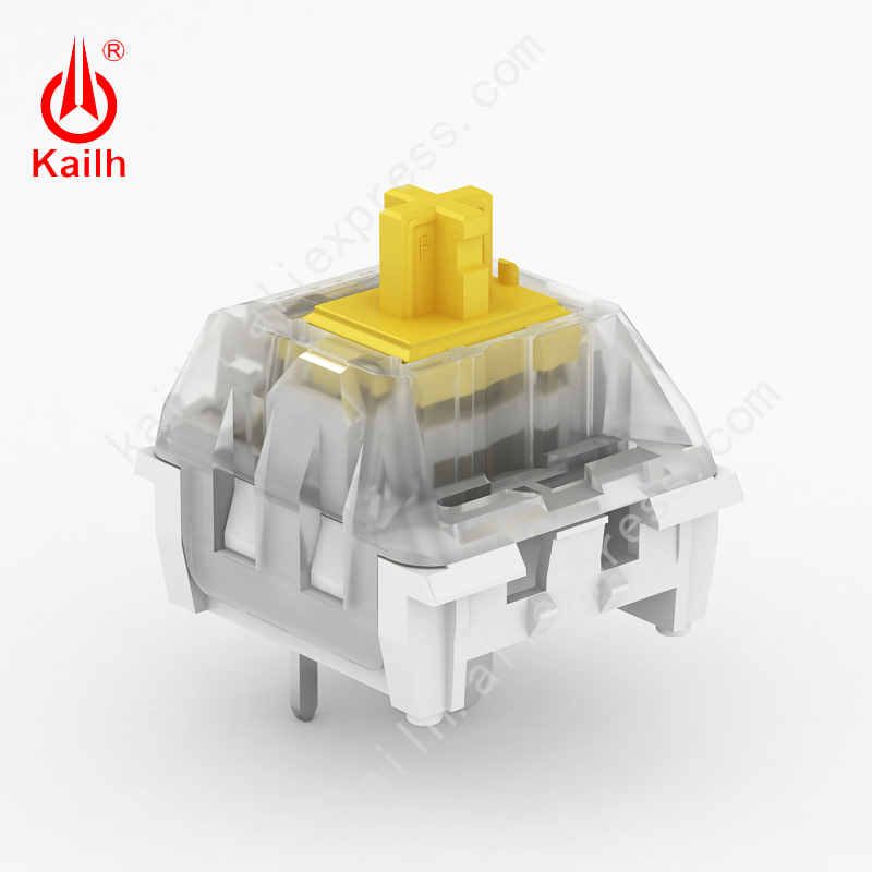 Kailh speed switch Gold Silver Copper Thick golden Pink Bronze for diy backlit Mechanical keyboard SMD MX 3Pins switch in Replacement Parts Accessories from Consumer Electronics