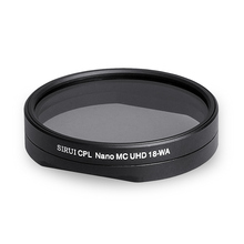 CPL for SIRUI SCR mobile phone wide-angle lens  polarizer external camera without vignetting
