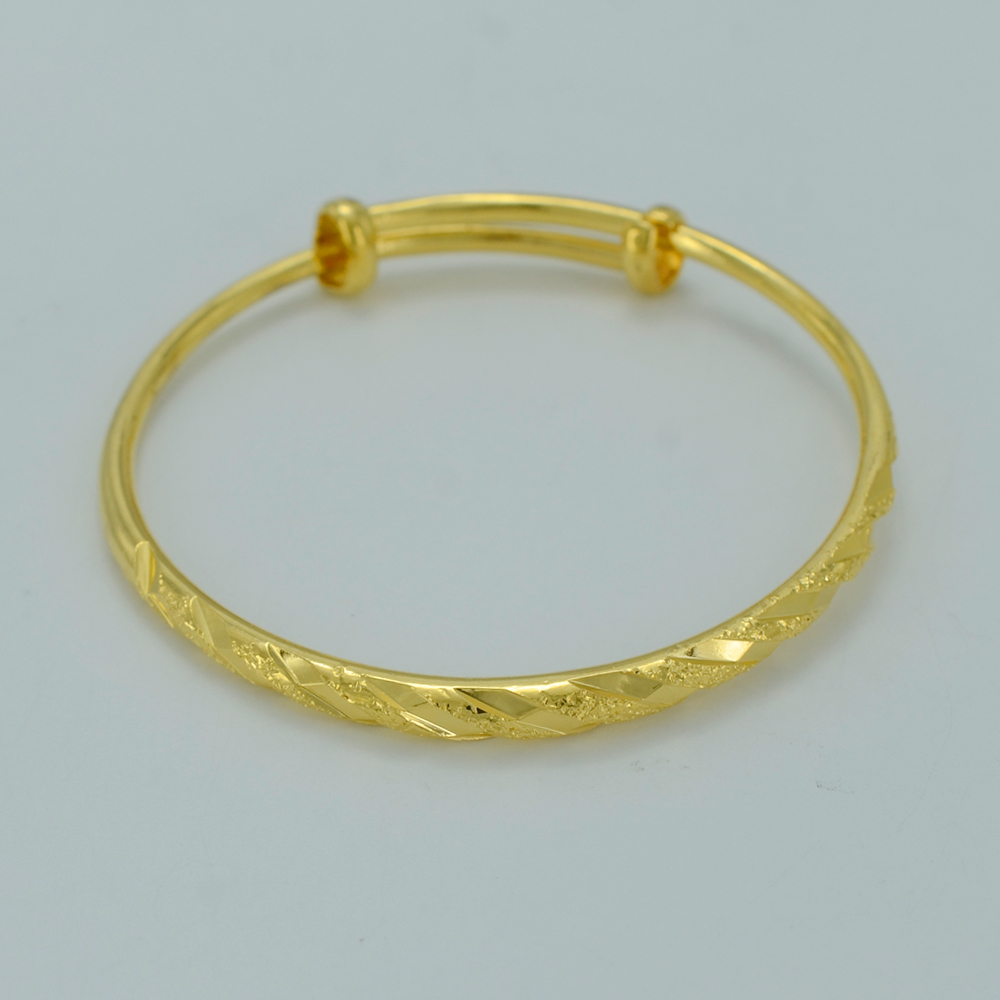 with bangles bangle personalisation gold personalised bracelets childrens hallmarked baby abc