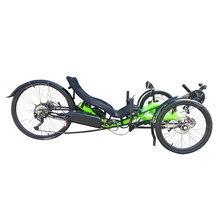 TrikExplor 250 watt Motore Elettrico Pedale Assistere Recumbent Triciclo Trike Per La Vendita