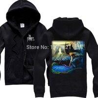 In Flames Band Photo Scandinavian Metal Death Metal New Hoodie Size S Xxxl
