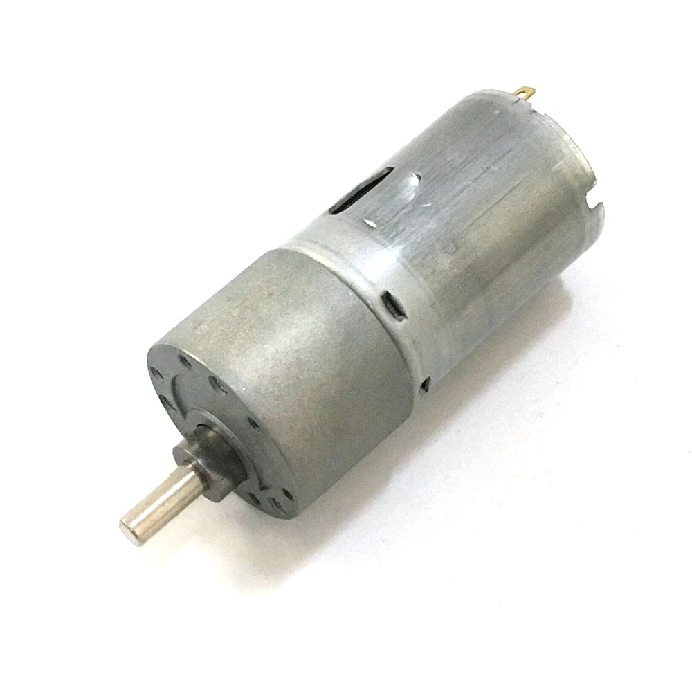 где купить Electric DC 12V Metal Gear Motor 300RPM Powerful High Torque For Automation Machine Engine Toys Robot дешево