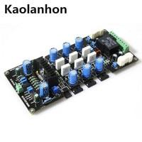 LME49830 plus IRFP240 IRFP9240 300W1.0 channel FET amplifier board