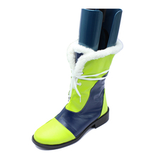 Brdwn Dramatical Murder Noiz DMMD Mens Custom Flat Shoes Cosplay Boots