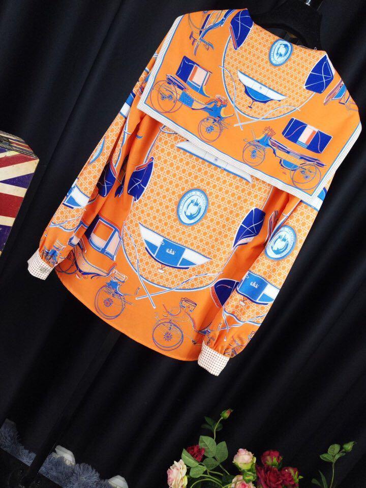 Delle Design 2019 Di Donne Del Abbigliamento Fa02442 A b Stile Lusso Brand Europeo amp; Pista Modo Camicette Partito Famoso fqHxnP1w5R
