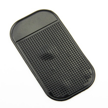 Anti-Slip Car Dashboard Sticky Pad Non-Slip Mat GPS Mobile Phone Holder Black Color