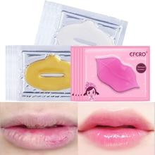 2/3/5/6/7/10/15Pack Lip Gel Mask Collagen Plumper Moisture Essence Pads Patches Hydrating Repair Lips Enhancer