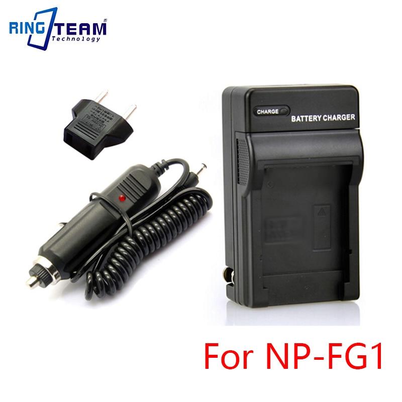 NP-BG1 Battery Charger BC-TRG fit SONY Cyber-shot DSC-N2 DSC-W50 DSC-W170 Camera