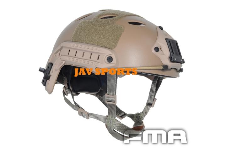 купить Ops-core FAST Pararescue Jump/FMA PJ Version Fast Helmet,DE,BK,FG+Free shipping(SKU12050169)