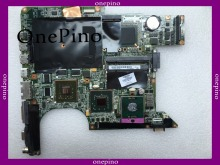 цена на Give CPU free,447983-001 461069-001 for hp dv9000 motherboard laptop motherboard in good condition