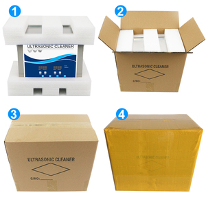 Image 5 - Granbo 4L 4.5L 180W Digital Ultrasonic Cleaner With DEGAS SEMIWAVE  Heating Cleaning Medical and Dental Clinic Hardware