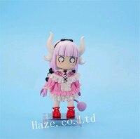Miss Kobayashi é Dragão Empregada KannaKamui Ação PVC Figura Estatueta
