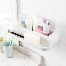 बहुआयामी जादू निर्बाध पेस्ट बाथरूम शेल्फ संग्रहण टोकरी दीवार रैक शावर बाथरूम रैक भंडारण धारक organaizer