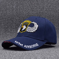 Novo Boné De Beisebol Dos Homens Do Exército DOS EUA 101st airborne division Cap Snapback do Boné de Homens Desporto Ao Ar Livre Tático da FORÇA AÉREA Para Adulto