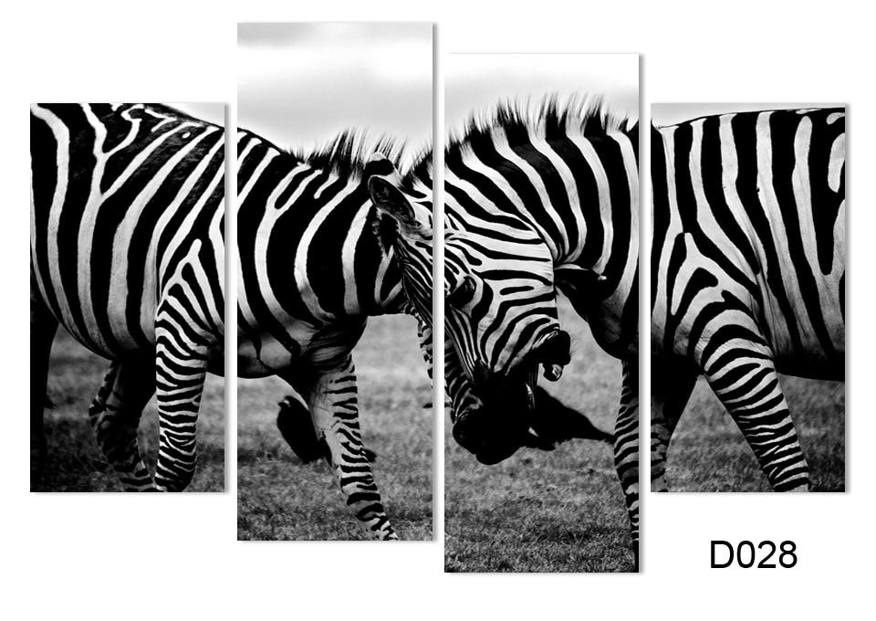 Promoci n de lienzo cebra compra lienzo cebra for Decoracion cebra