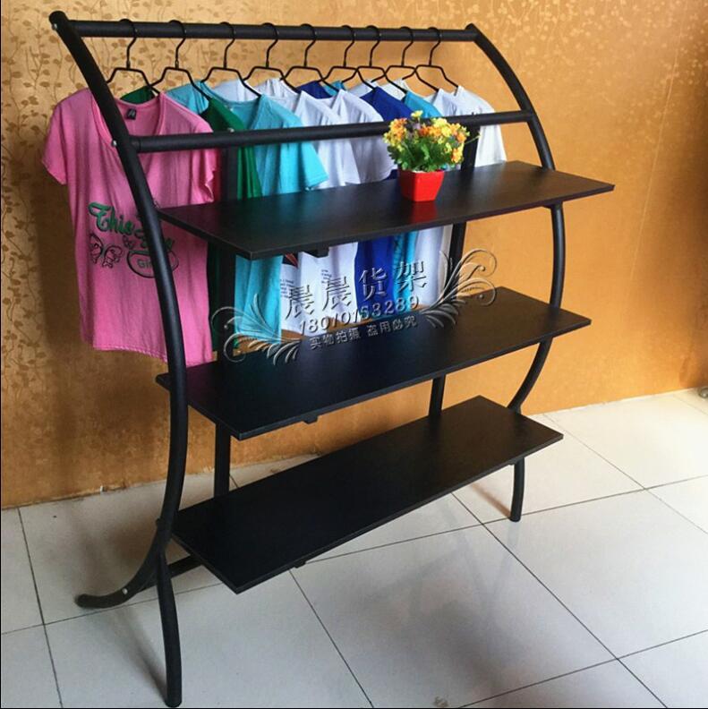 Wear, Rack, Store, Clothing, Display, Semi-circle