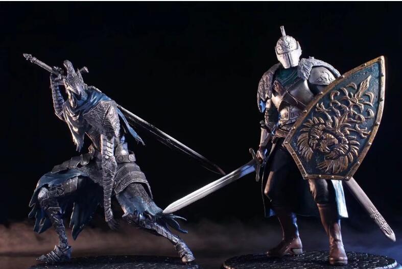 2 Styles Dark Souls Faraam Knight / Artorias The Abysswalker PVC Figure Collectible Model Toys