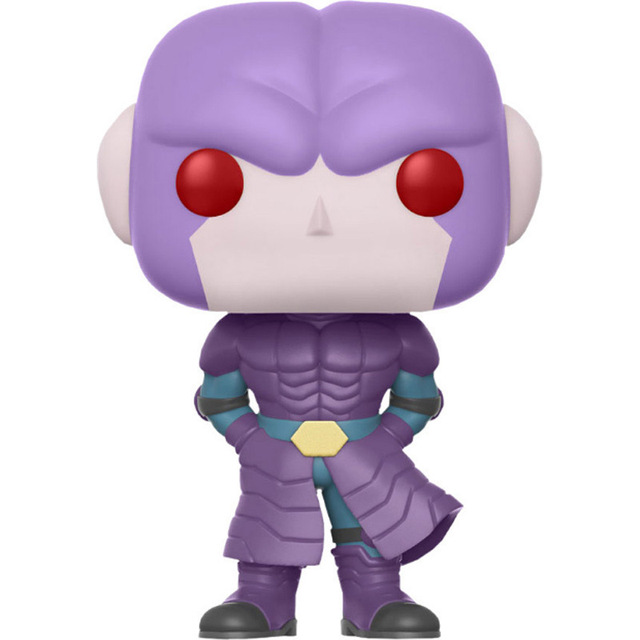 FUNKO POP Anime Dragon Ball Super - HIT Action Figure PVC Collection Model Toy 2