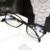 2016 nova Top Quality óculos pequeno óculos de armação moda TR 90 flexível vidros ópticos Frame para mulheres e homens