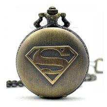 Стимпанк карманные часы кварцевые часы подарок для ребенка человека Relogio де Bolso PB038