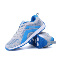 Mens Running Trainers Run Shoes Spring Summer Men Sneakers Sport Gray Blue Men Shoes Sneakers Breathable
