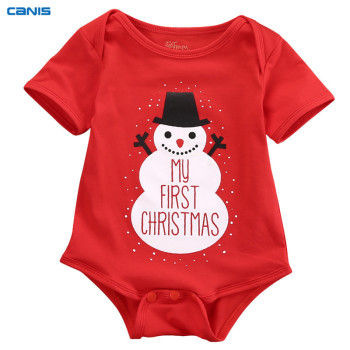 My First Christmas Baby Boy And Baby Girl Dress