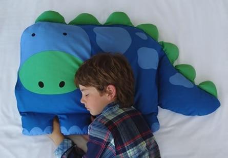 7 Färg Barn Favorit Kudde Bomull Fanshion Baby Tecknad Djur Former Barn Vänner Pet Pillow Bedding Adornment 1st