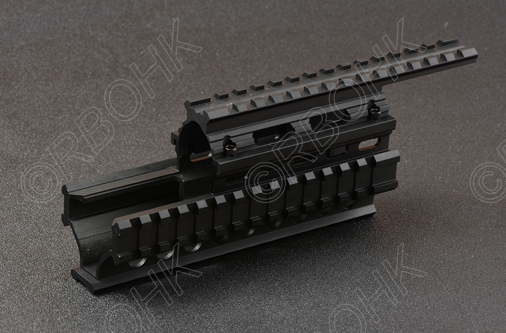 Tactical AK 47 74 picatinny rail Handguard system and cover scope mount base hunting shooting M5722(China)