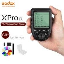 Godox Xpro S TTL 2.4 グラム X システム送信機のトリガーソニー A77 II A99 A9 A7R III a350 Godox TT685S V860II S