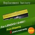 Bateria do portátil para lenovo ideapad g460 g560 v360 v370 jigu V470 B470 G460A Z460 Z465 Z560 G560 Z570 Z565 LO9S6Y02 LO9L6Y02