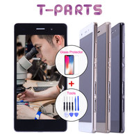 AAA Quality For HUAWEI P8 Lite Display LCD Touch Screen Digitizer Assembly Replacement ALE L21 P8LITE