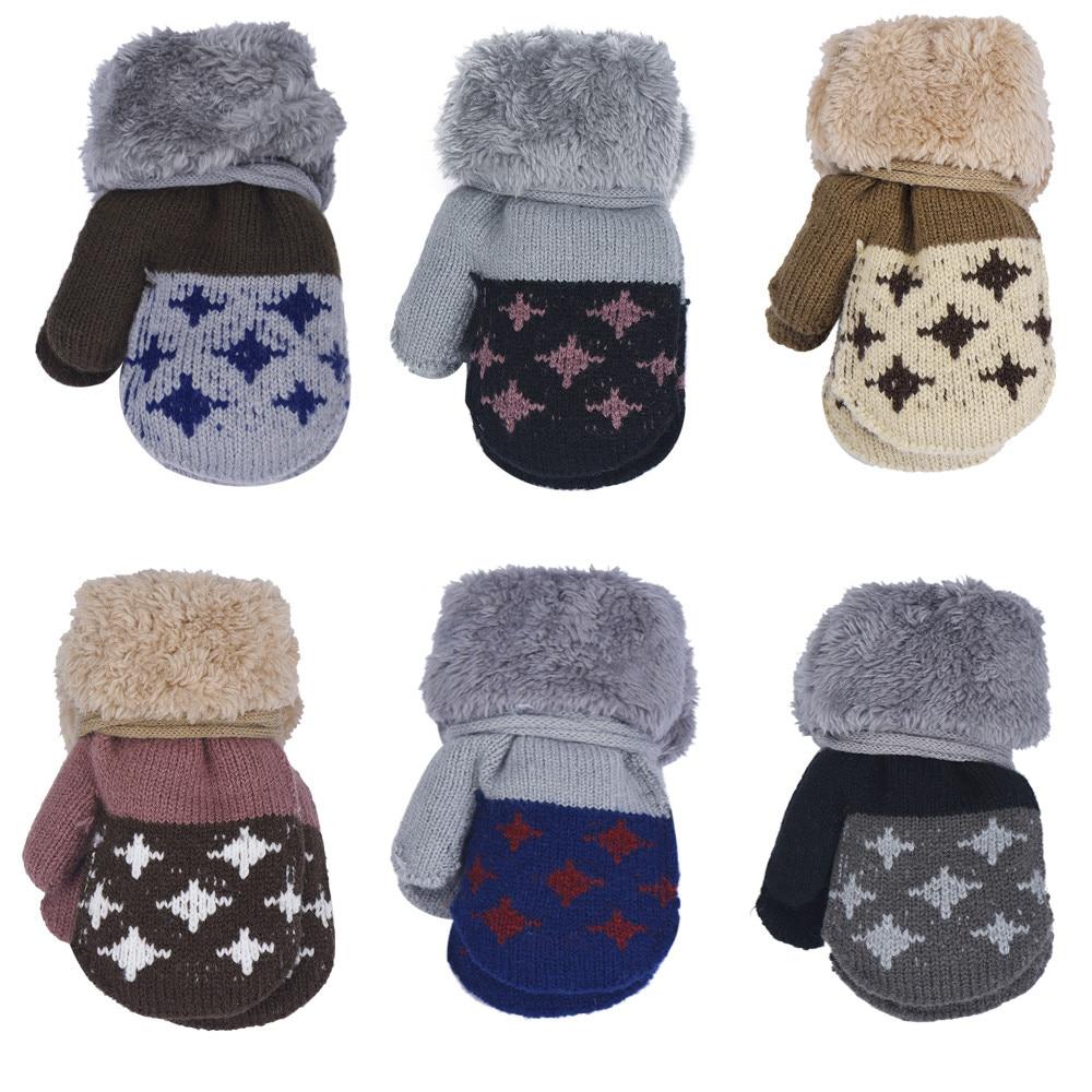 ab7b76225 Newborn Baby Gloves Mittens Cotton Anti Scratch Gloves For Newborns Baby  Boy Mittens Full Finger Gloves Girl Gants pour enfantsUSD 0.63 pair
