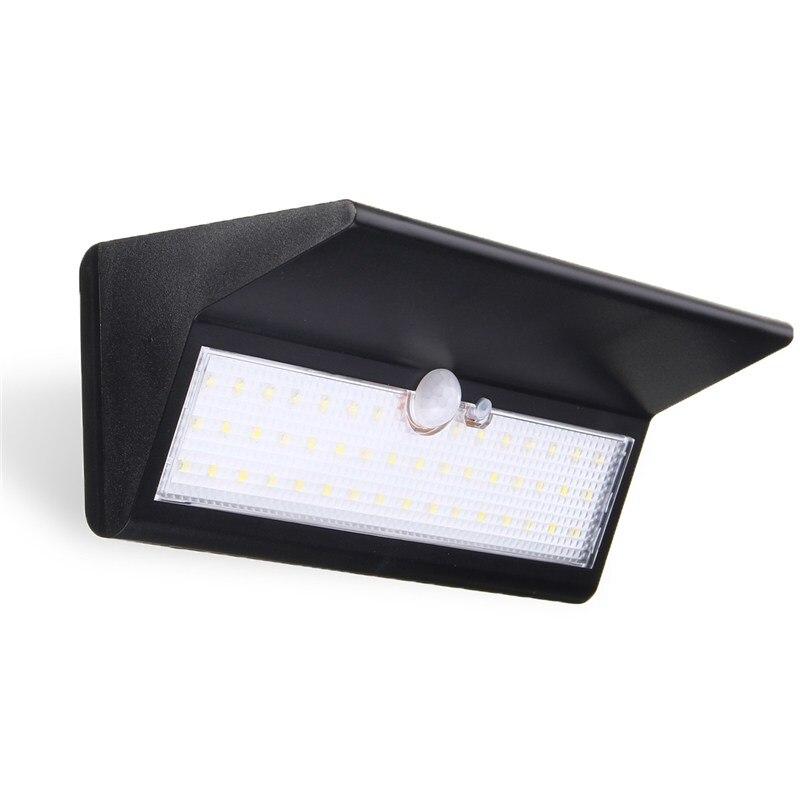 цена на 46 LED Solar Power SMD 2835 Light Sensor PIR Motion Sensor LED Solar Light Waterproof Outdoor LED Garden Light Wall Lamp