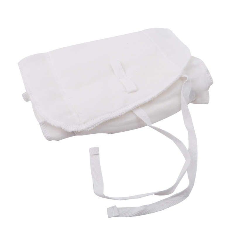 ผ้าอ้อมเด็กทารกล้างทำความสะอาดได้ผ้าอ้อมผ้าอ้อม Boosters Liners สำหรับผ้าอ้อมเด็กกันน้ำอินทรีย์ผ้าฝ้ายไม้ไผ่ห่อ