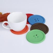 Mike кофе силиконовый коврик для стола нескользящий изоляционный коврик держатель для напитков набор подставок под кружки индивидуальная Подставка под подставки для горячих напитков подставки под кружки