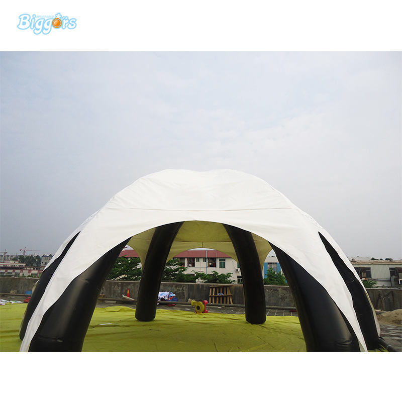 Inflatable Garage Tent Air Tent Dome Tent For Advertising Use personal activity inflatable mobile pub tent for family party use