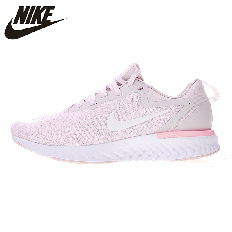 ae52a7e2dc9f Detail Feedback Questions about NIKE ODYSSEY REACT Women s Running Shoes  Wear resistant White   Pink Shock absorbing Lightweight Breathable AO9820  600 on ...