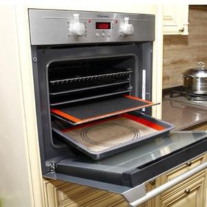 Перфорированный силиконовый коврик для выпечки антипригарный духовой лист инструмент для печенья/хлеба/макаруна/печенья кухонные принадлежности для выпечки