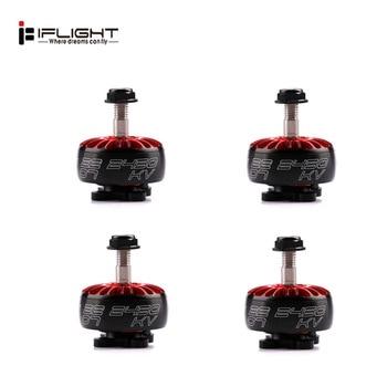 4 шт. iFlight XING 2207 1700KV/1800KV/2450KV/2750KV 2-6S бесщеточный двигатель для RC FPV Racing Drone мульти ротор Запчасти Аксессуары