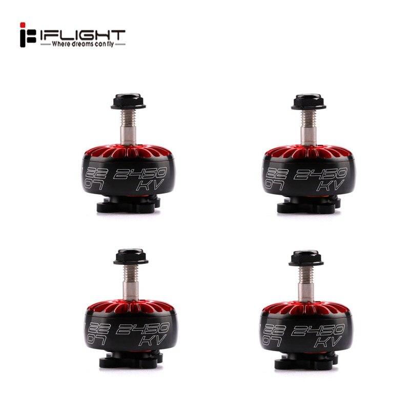 IFlight XING 2207 1700KV / 1800KV / 2450KV / 2750KV 2-6S Brushless Motor For RC FPV Racing Drone Multi Rotor Parts Accs